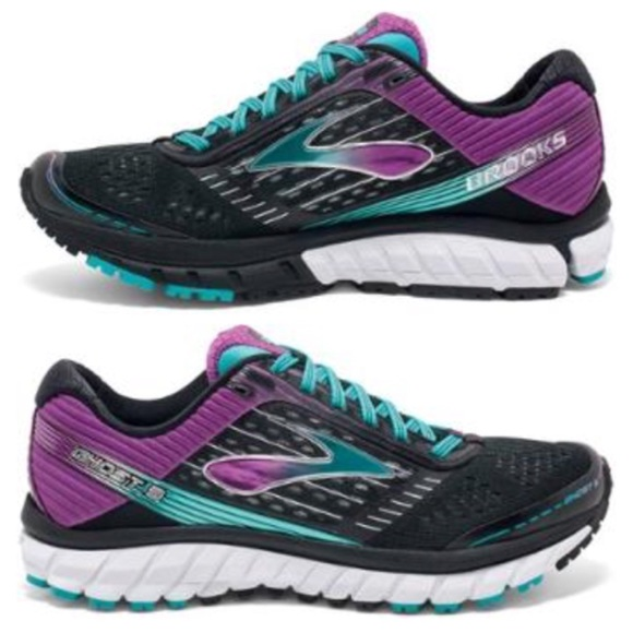 6e7b172402c Brooks Shoes - Worn 1x Brooks Ghost 9 Road-Running Shoes. 6 Wide